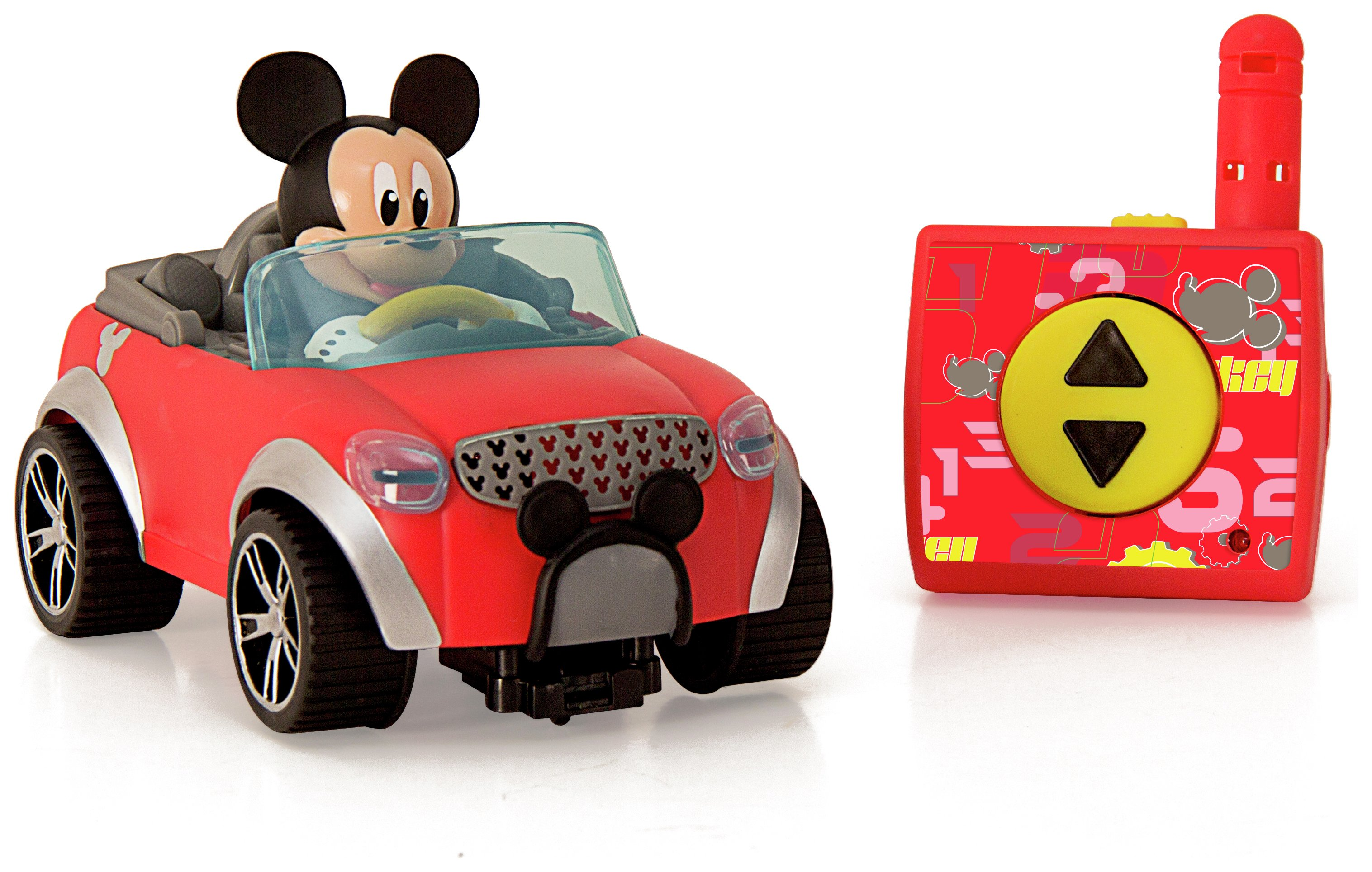 Mickey Mouse Clubhouse City Fun RC.