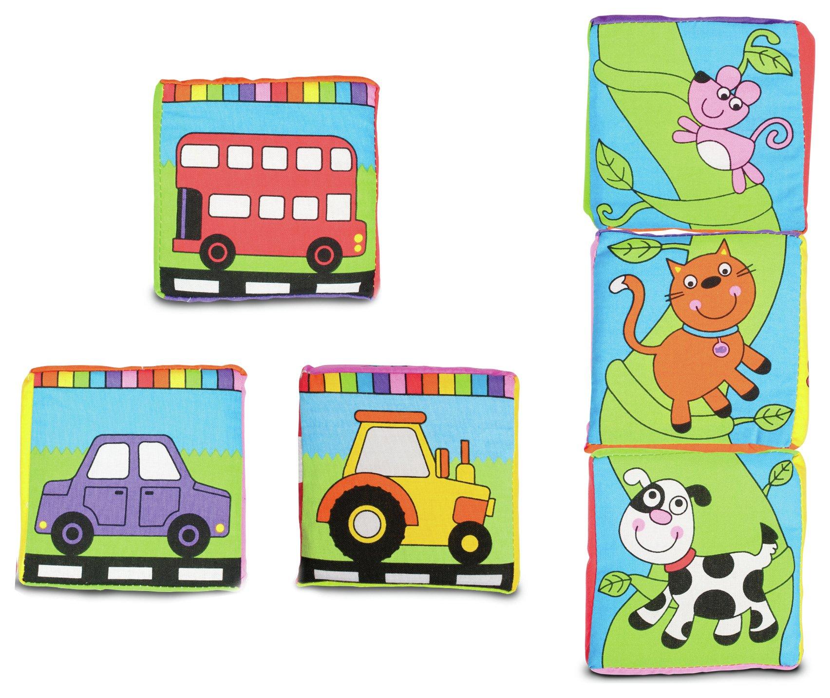 Galt Toys - Soft Blocks