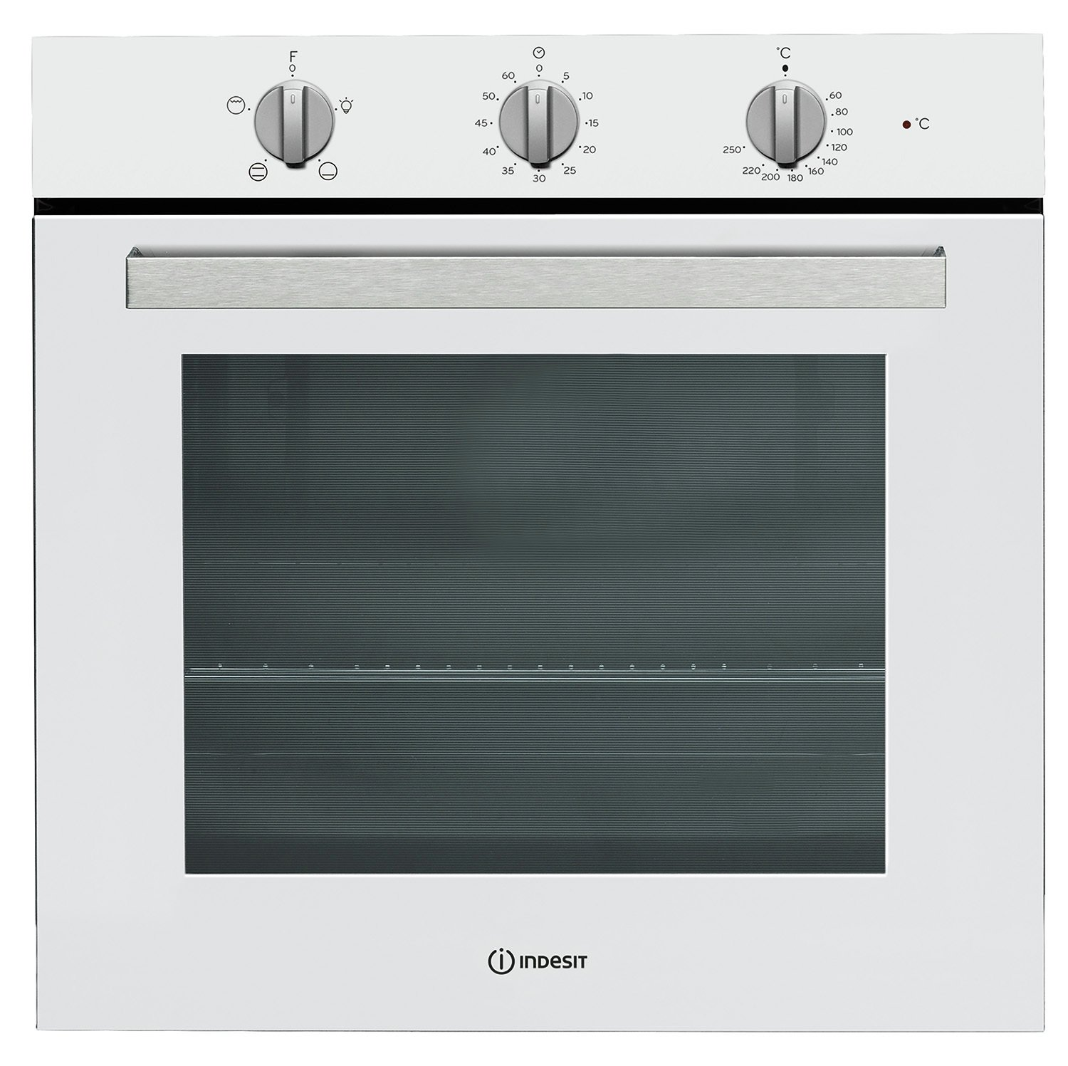 Indesit - IFW6230WH Electric Oven - White