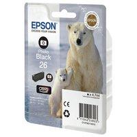 Epson Polar T2611 Standard Ink Cartridge - Black.