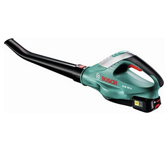 Buy Bosch Leaf Blower Toy Garden Tools And Accessories Argos