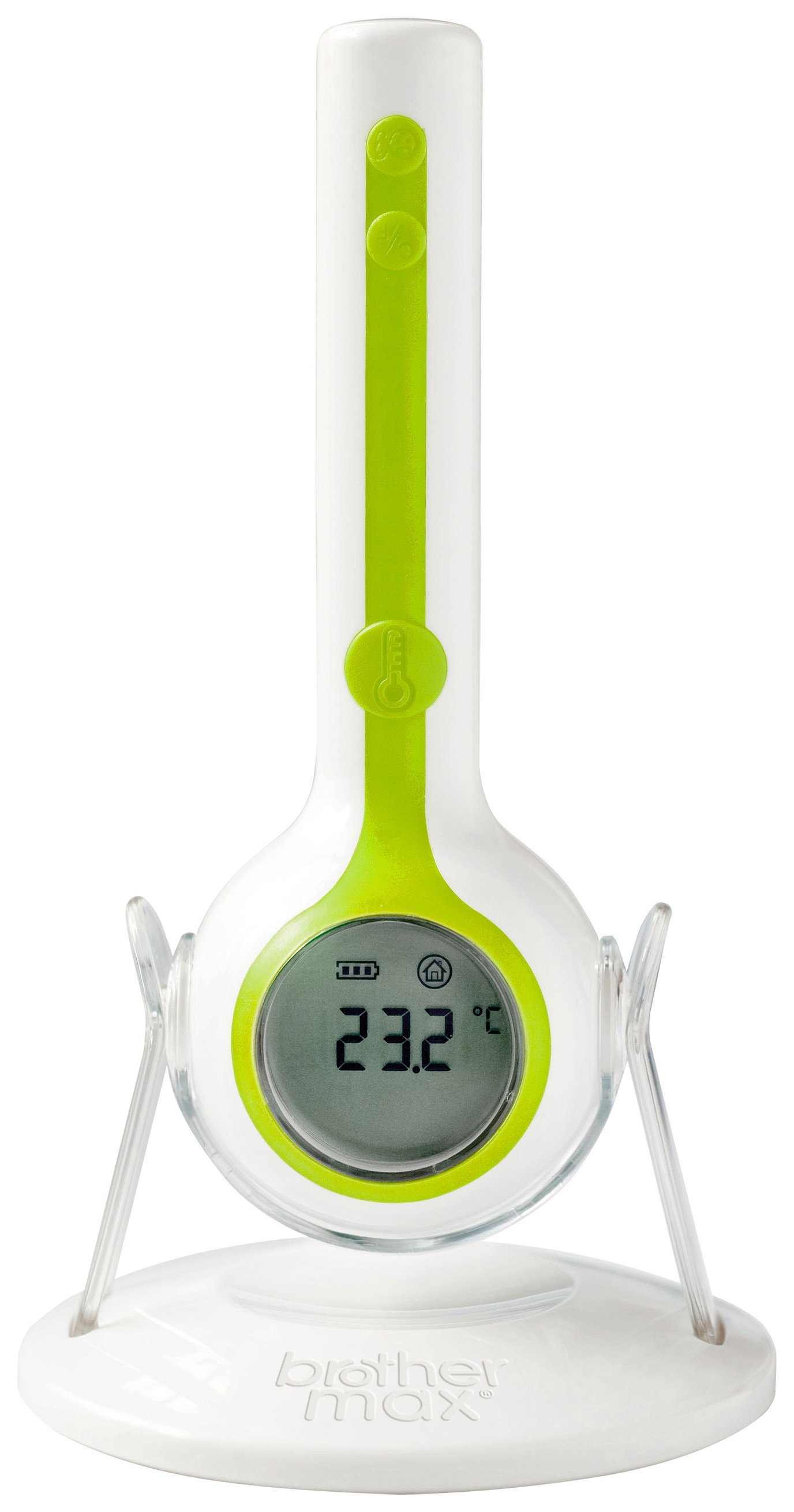 Image of Brother Max - One Touch 3 in 1 Digital Thermometer