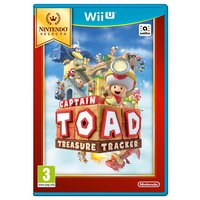 Captain Toad - Treasure Tracker Selects - Wii U - Game