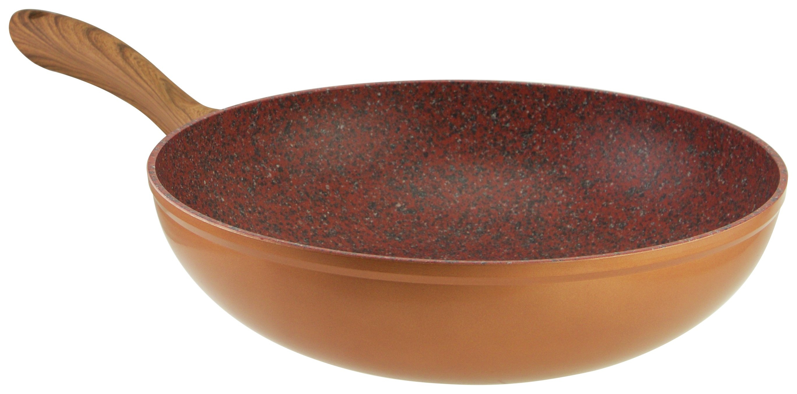 jml regis copper stone pan 28cm. Black Bedroom Furniture Sets. Home Design Ideas