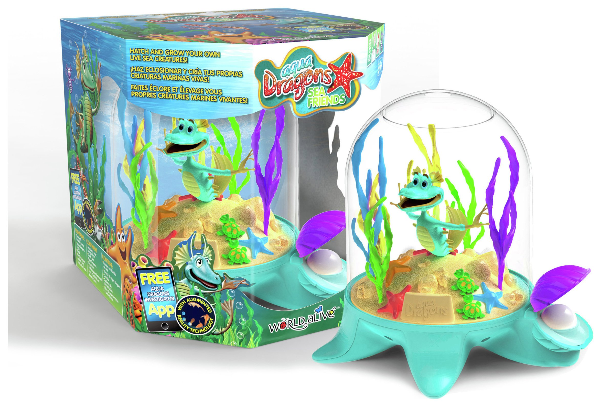 Image of Aqua Dragons Sea Friends Deluxe.