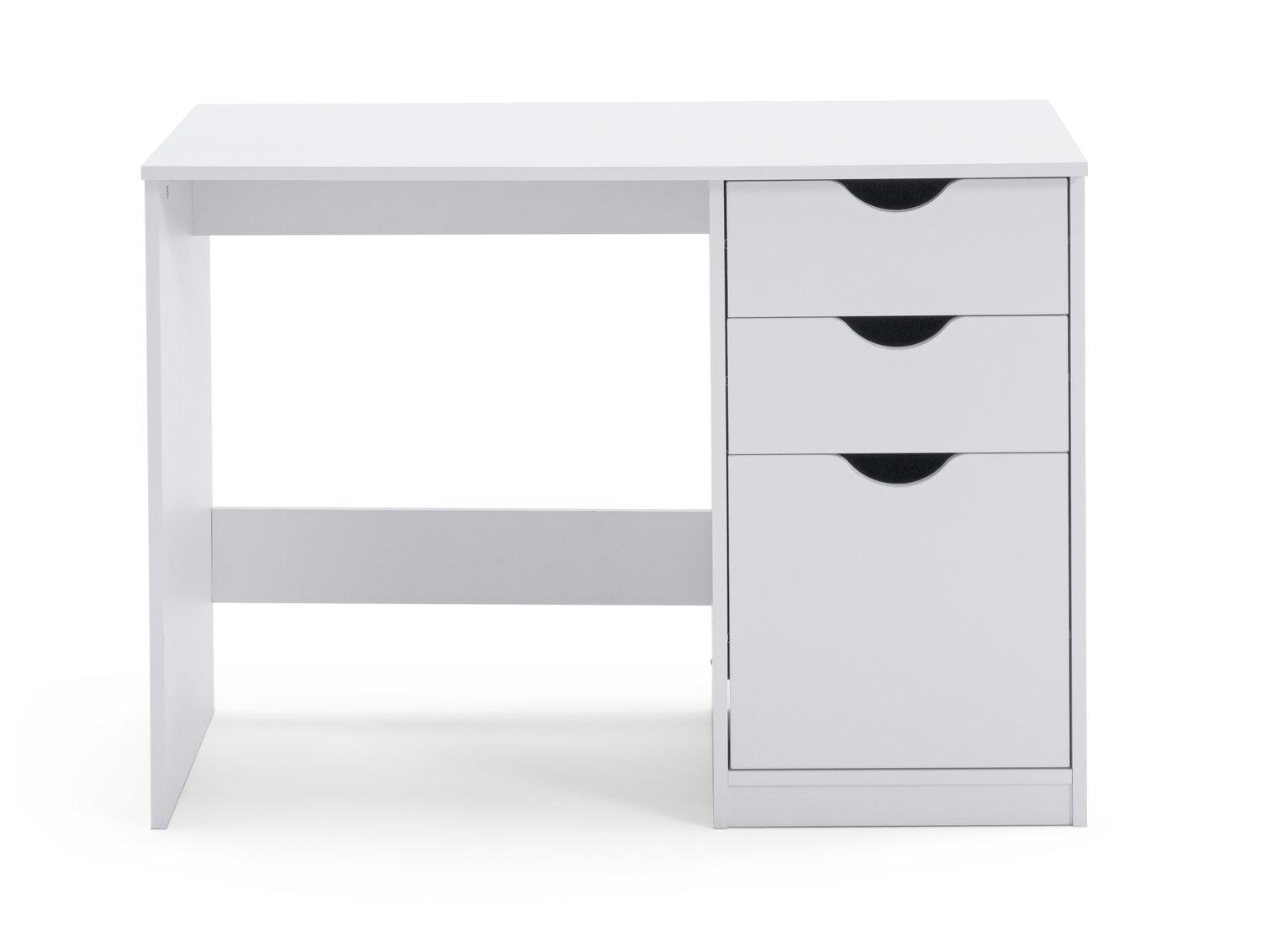 Buy Argos Home Pagnell White Desk | Kids Desks | Argos