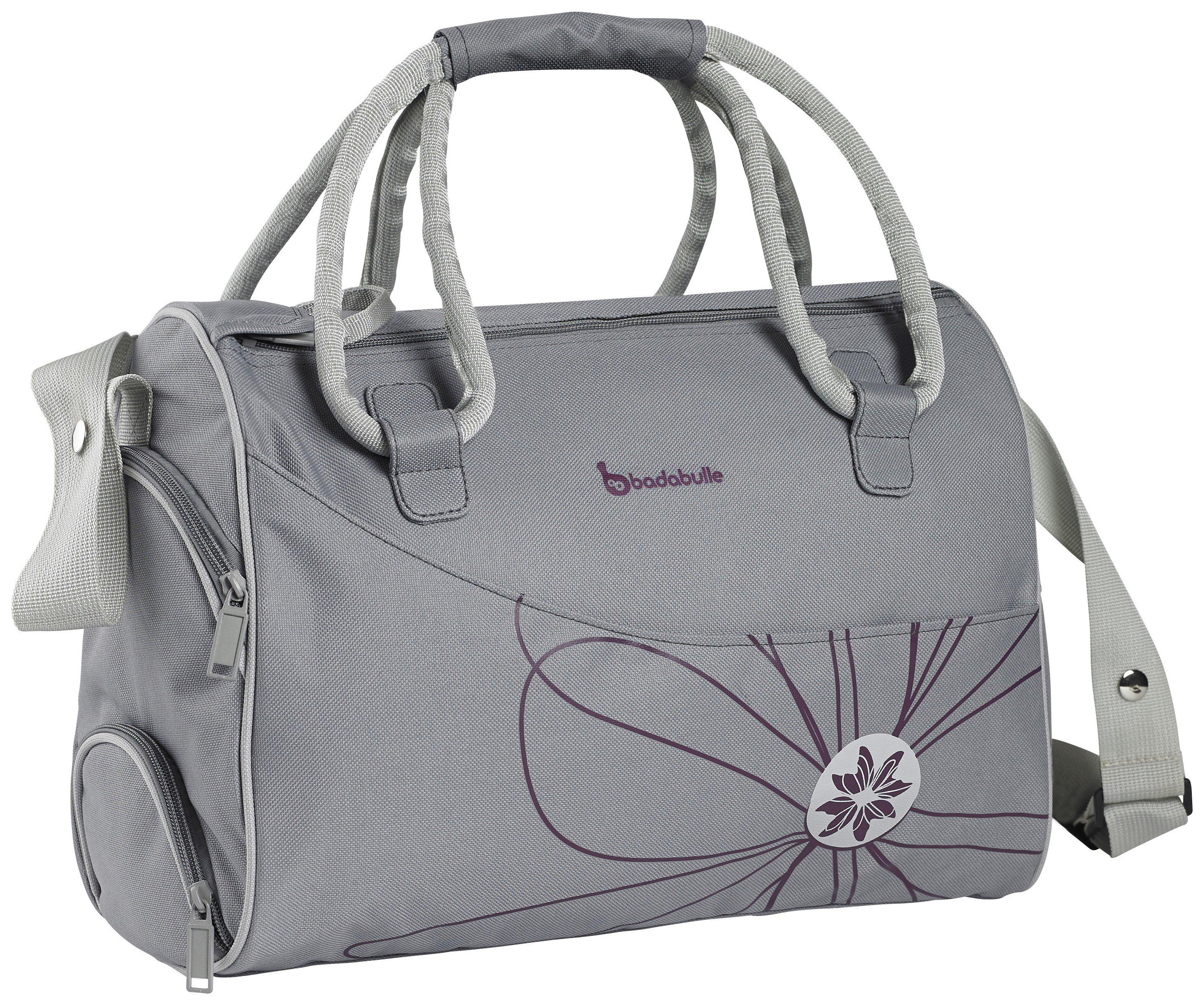 Image of Badabulle Bowling - Changing Bag - Grey