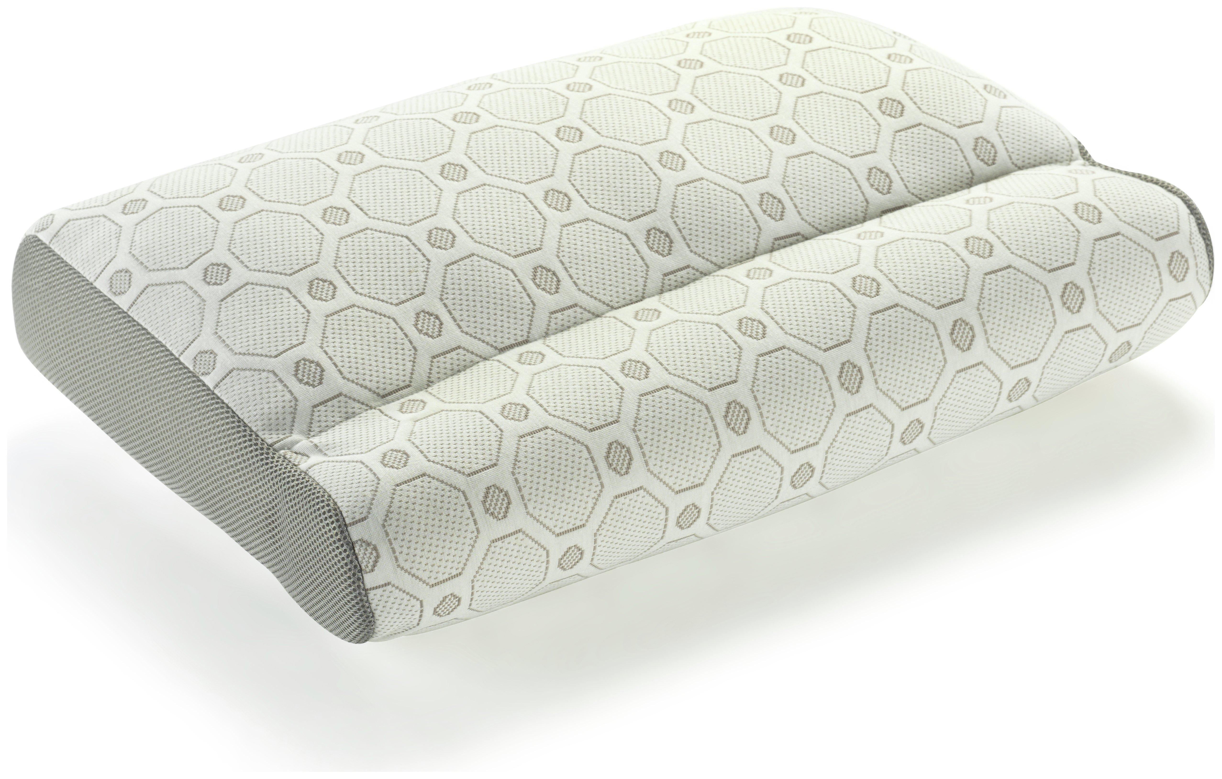 Image of Dormeo Memory Octasense Deluxe Pillow.