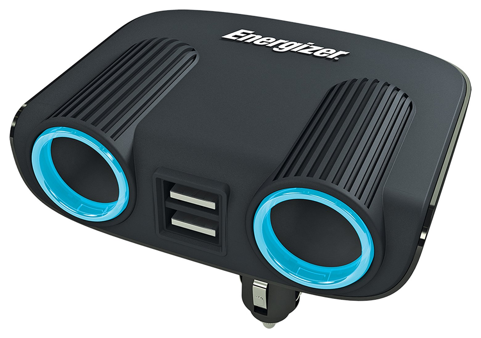 Energizer 12V Twin Socket and Twin USB Adapter.