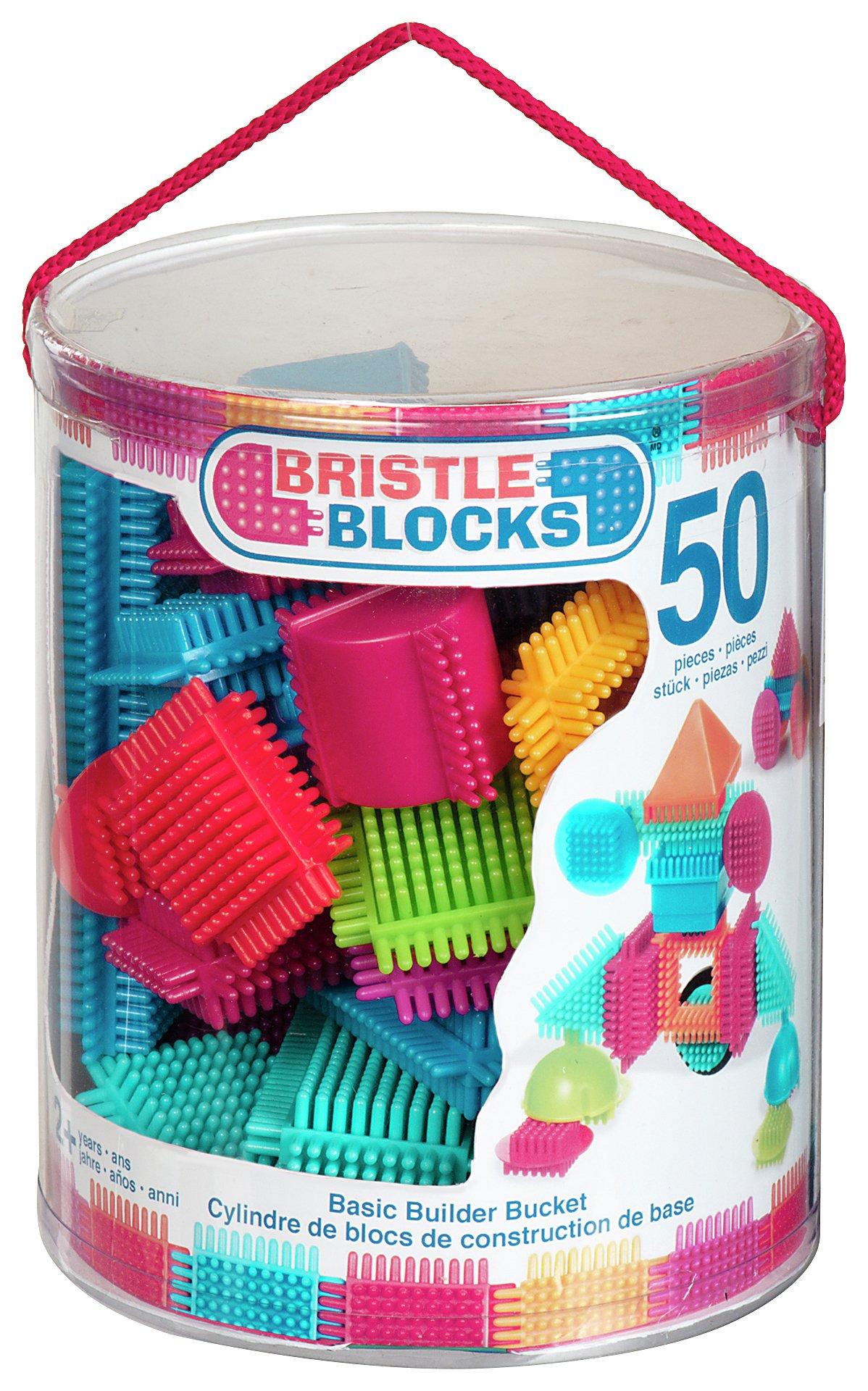 Image of Bristle Blocks Basic Builder Bucket.