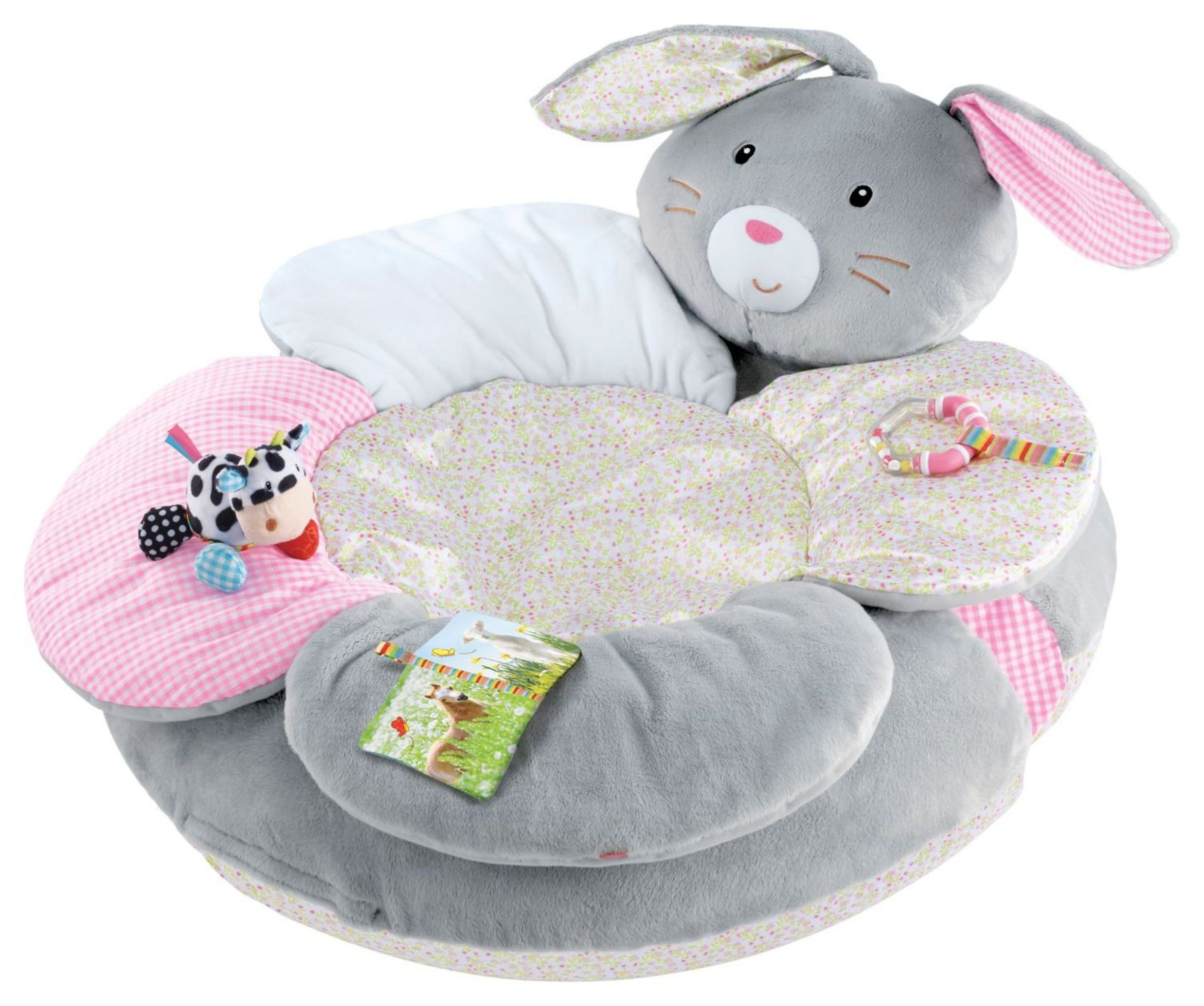 Blossom Farm Bunny Sit Me Up Cosy