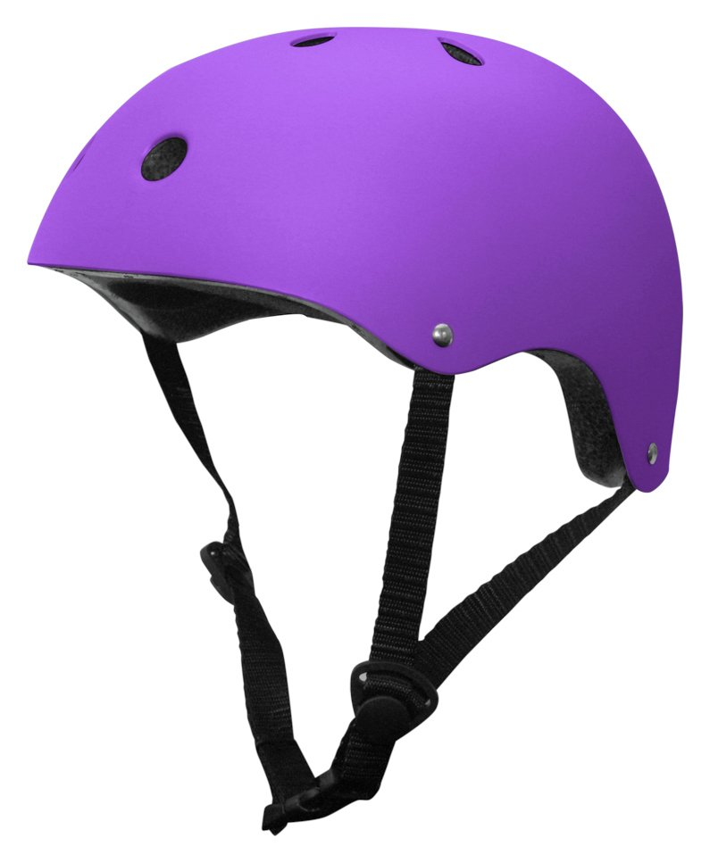 Feral 54-58cm Bike Helmet - Purple