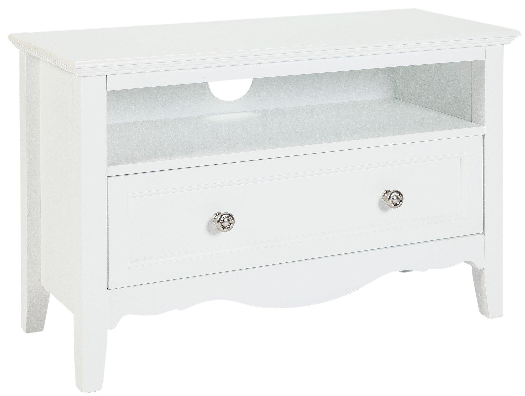 Argos Home Romantic TV Unit - White
