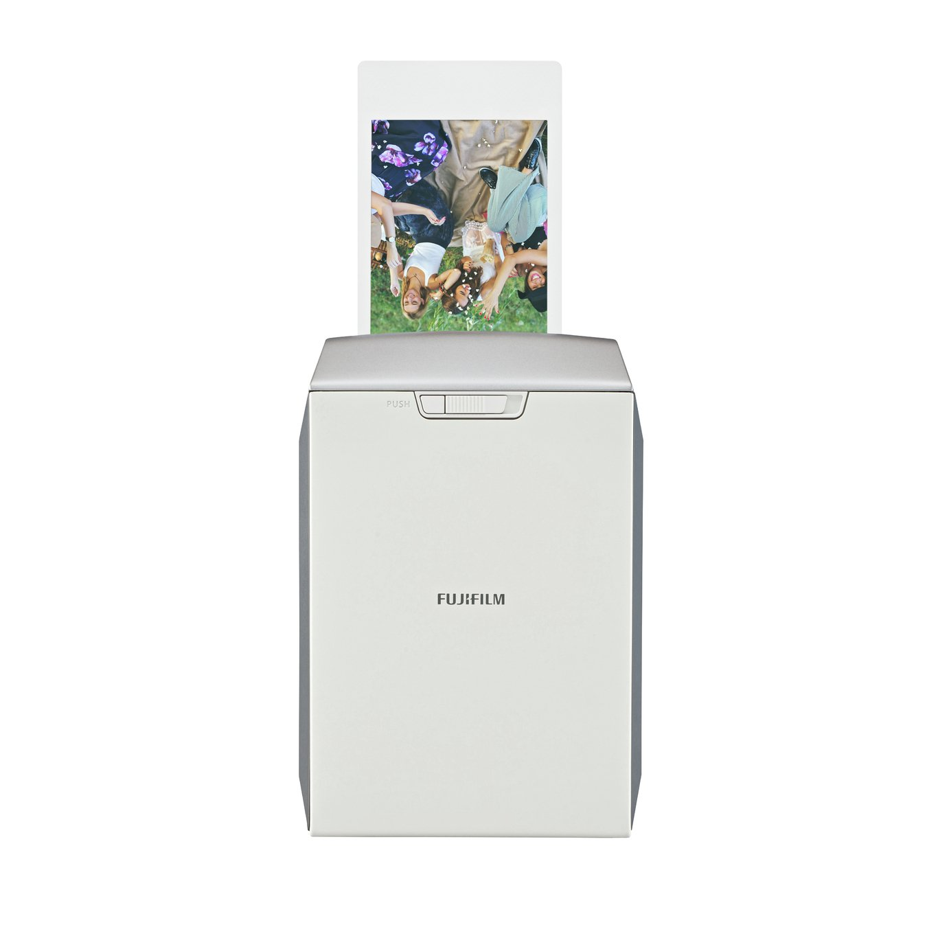 Instax Share Sp 2 Photo Printer With 10 Shots   Silver by Argos