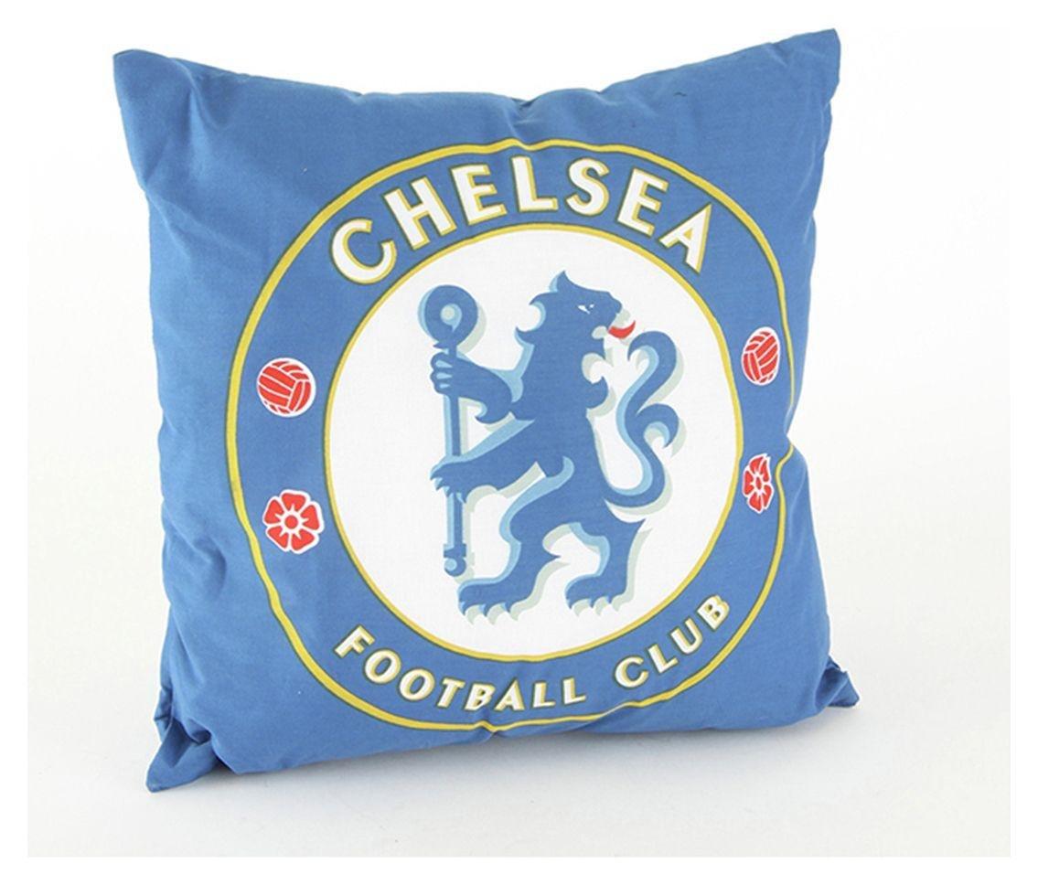 Chelsea FC Crest Cushion.
