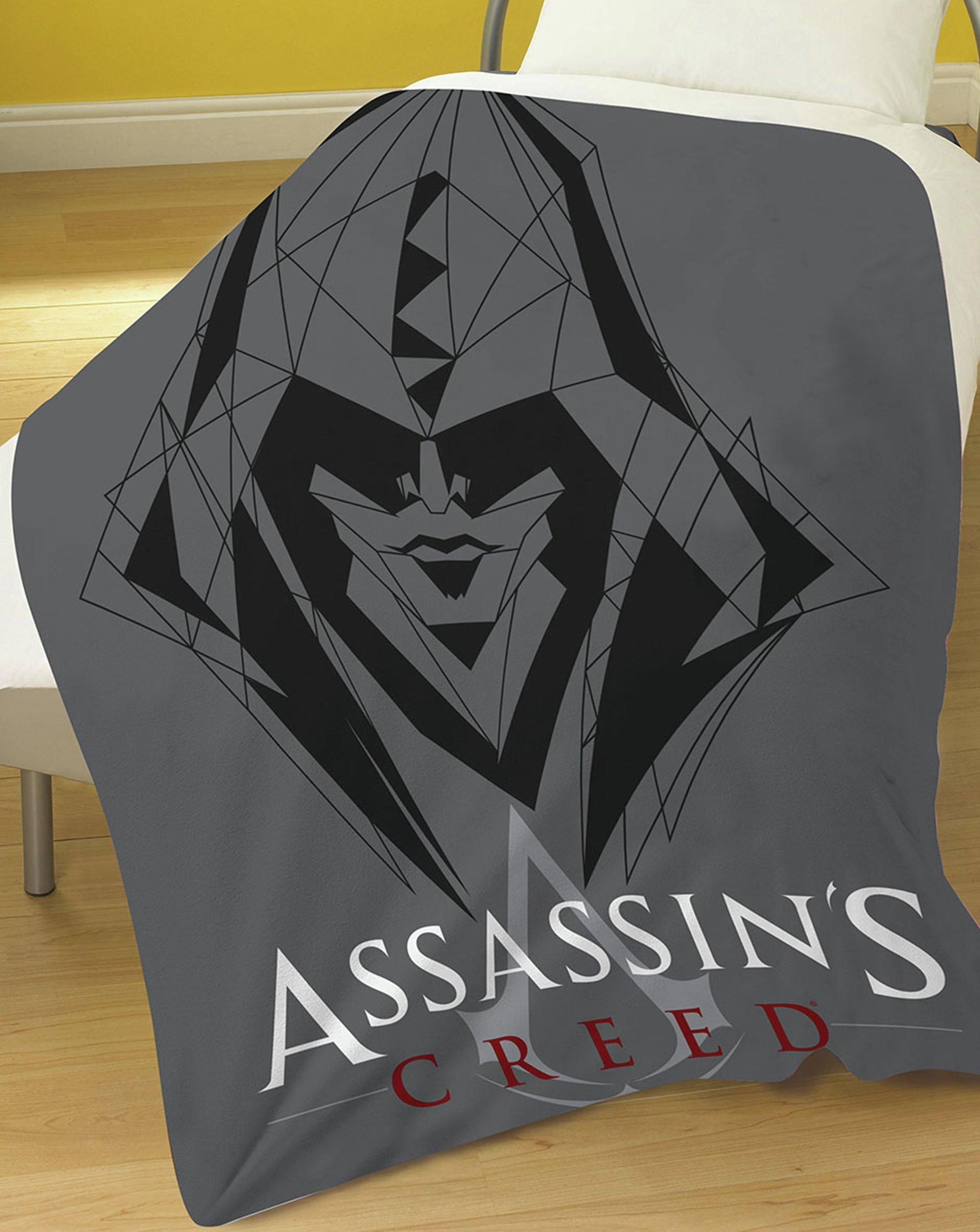 Image of Assassin's Creed Fleece Blanket.