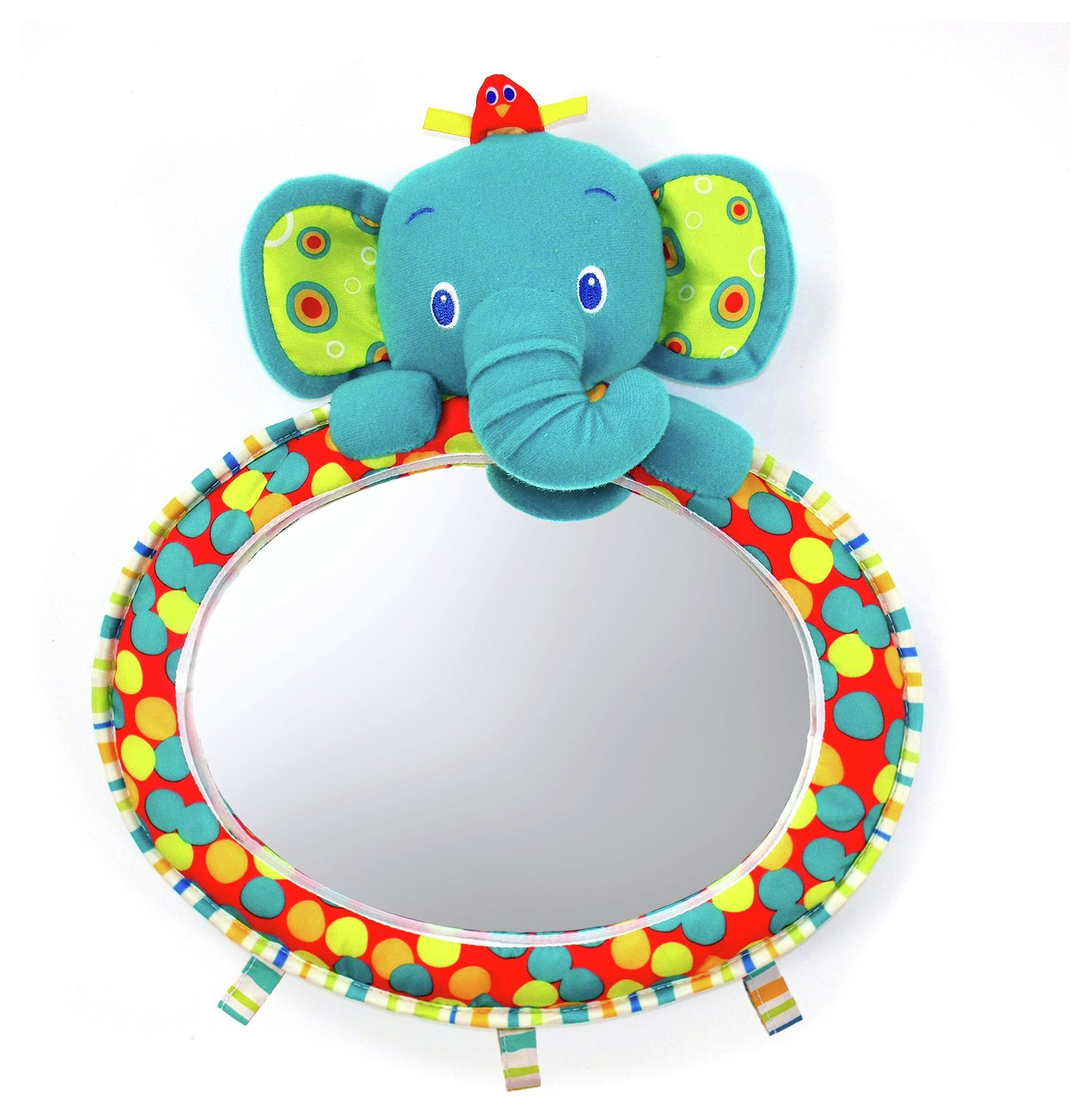 Image of Bright Starts - See and Play Auto Mirror Toy