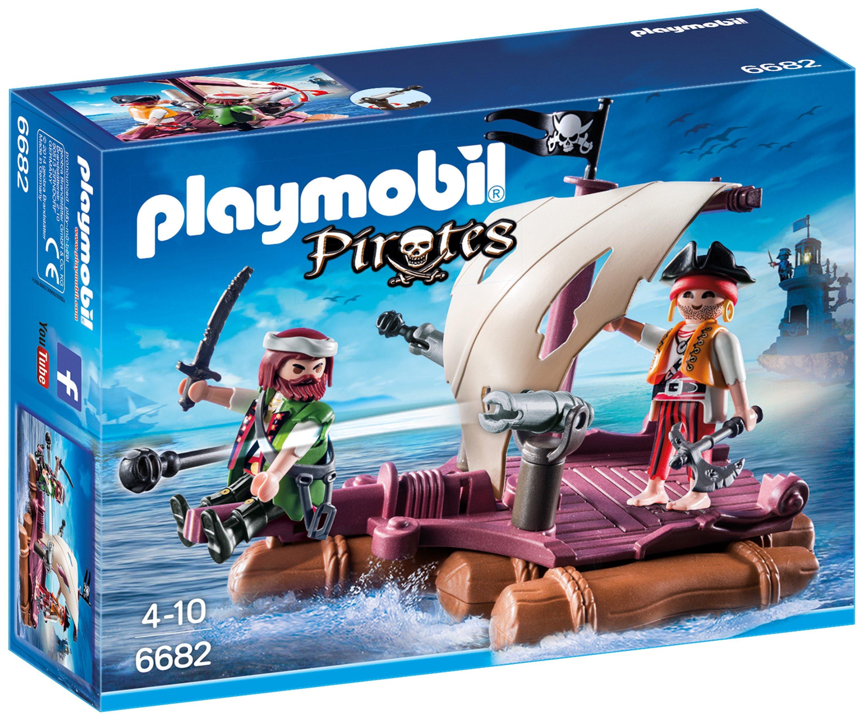 Playmobil 6682 Pirate Raft