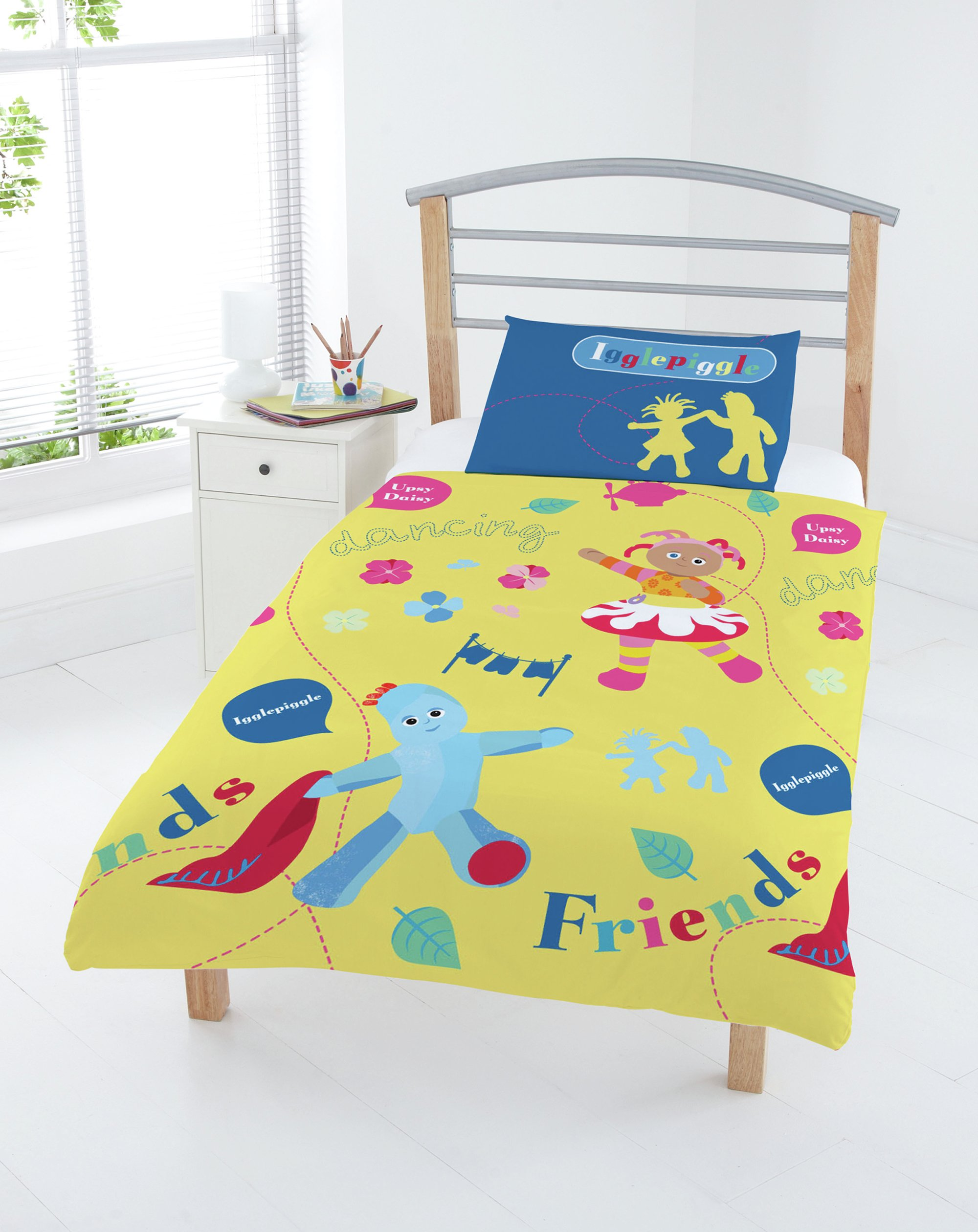 Image of In the Night - Garden - Duvet Cover Set - Toddler Size
