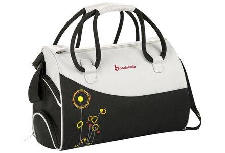 Badabulle Bowling Changing Bag - Black.