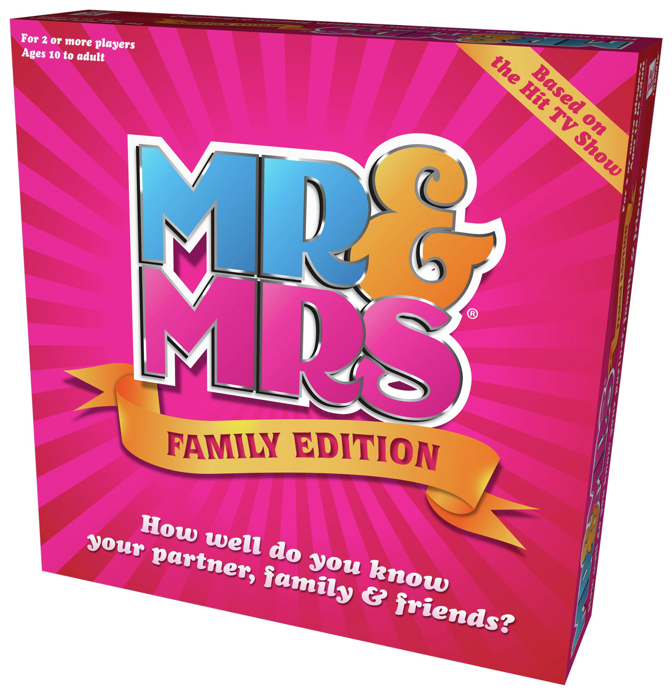 Image of Mr And Mrs Family Edition.