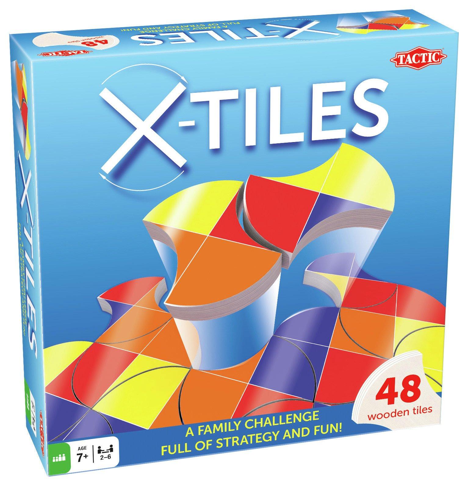 Tactic X- Tiles