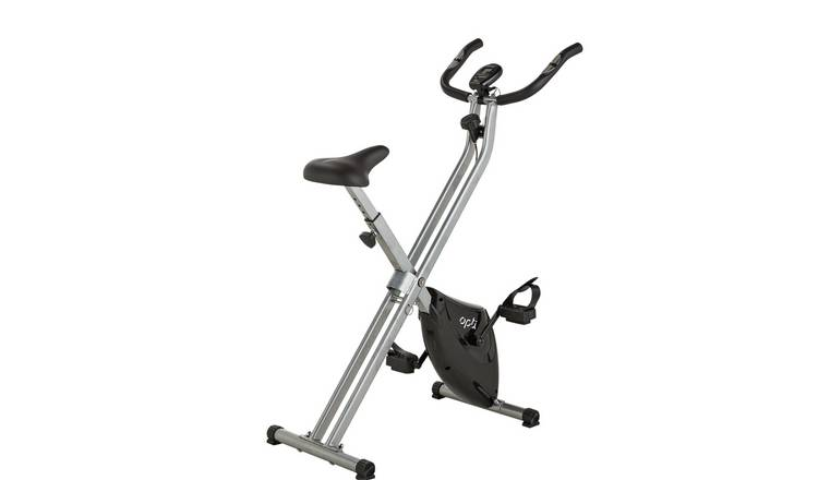 Opti Folding Magnetic Exercise Bike