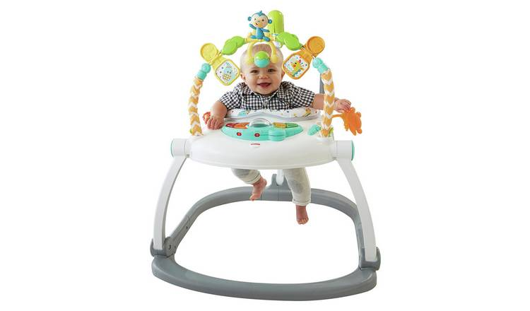 9f338731fbe3 Buy Fisher-Price Colourful Carnival SpaceSaver Jumperoo