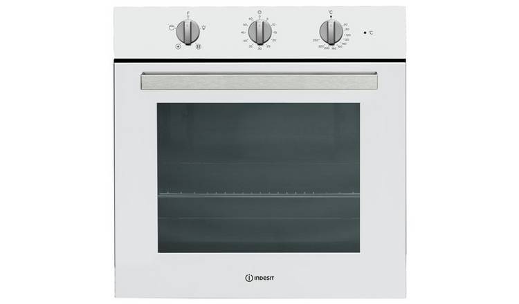 Indesit IFW6330WH Built In Single Electric Oven - White