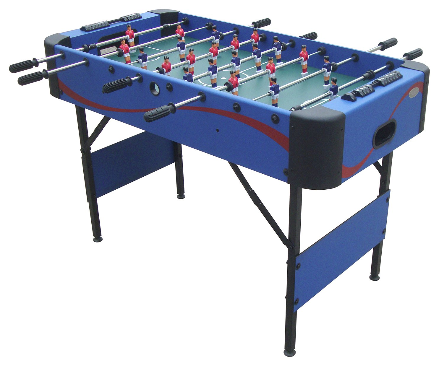 4 Gamesson Roma Folding Football Table