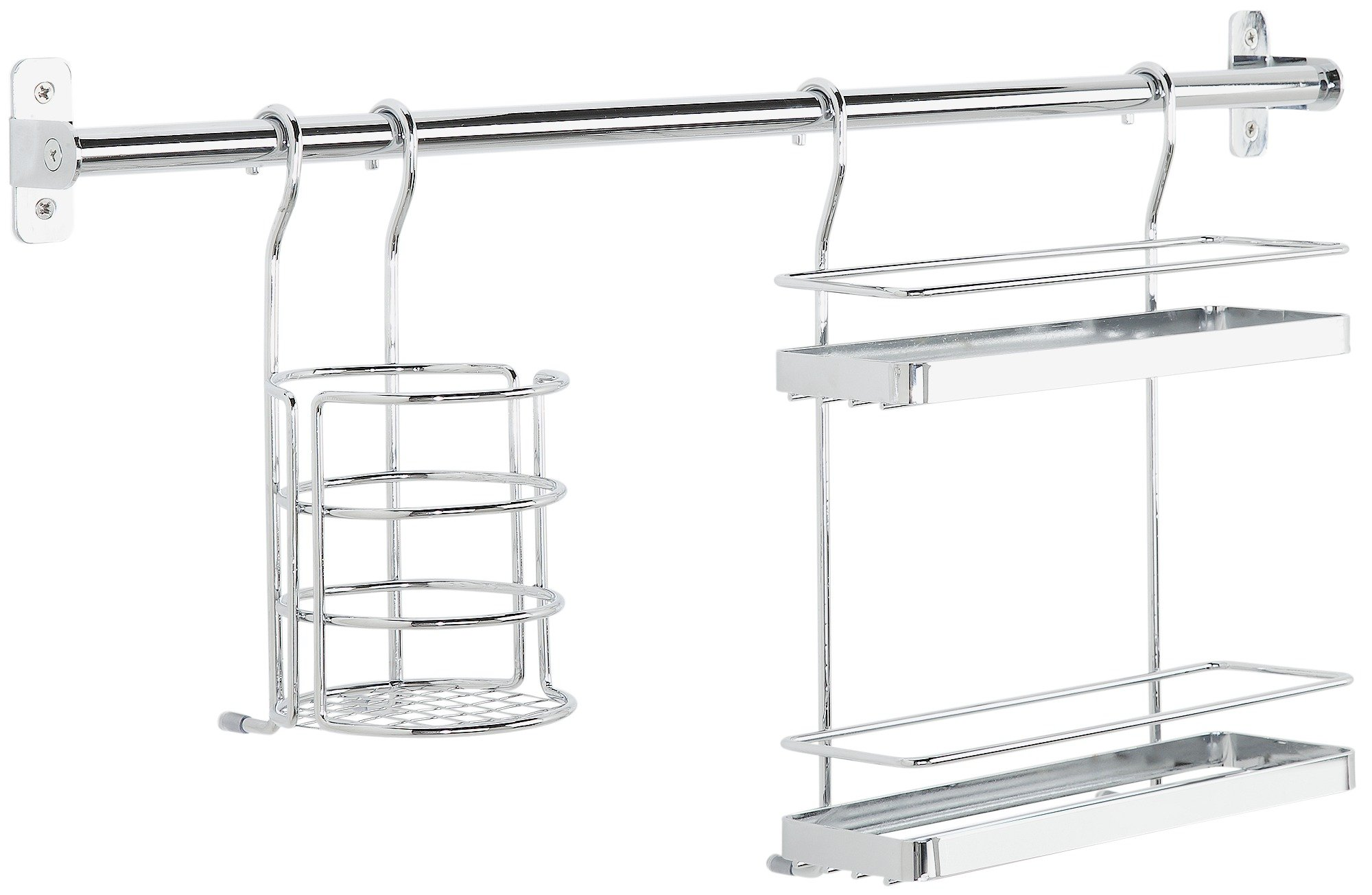 2 Tier Dish Drainer Asda: Wall Hanging, Counter Top & Magnetic