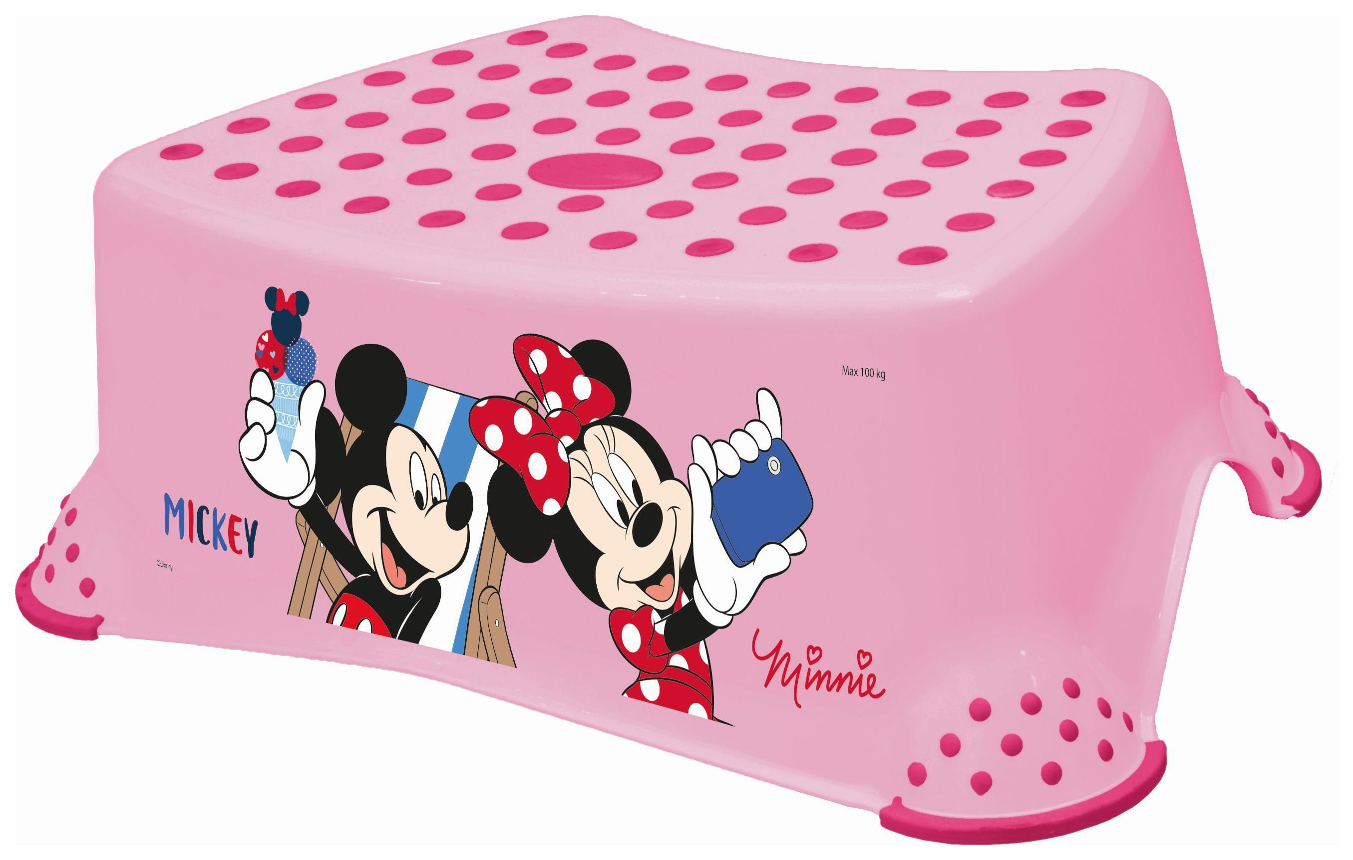 Disney Minnie Mouse Step Stool