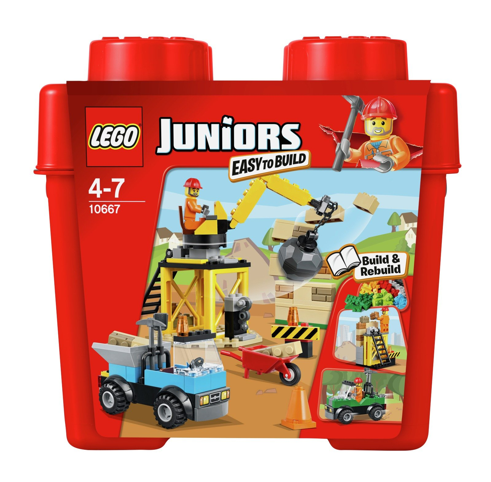 LEGO Juniors Construction - 10667.