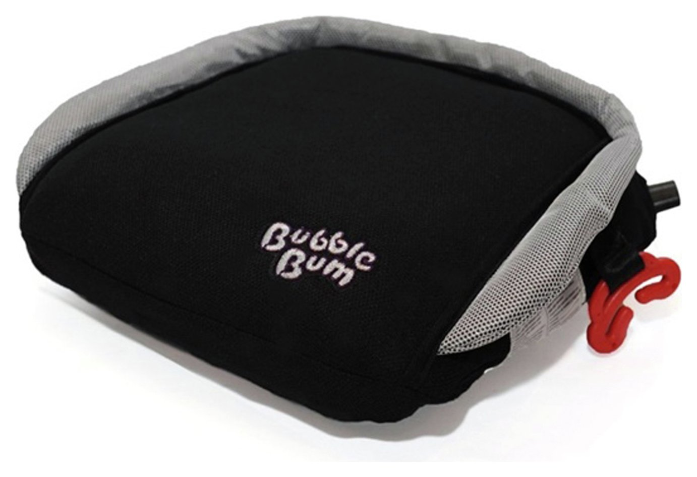 Image of BubbleBum Booster Seat - Black.