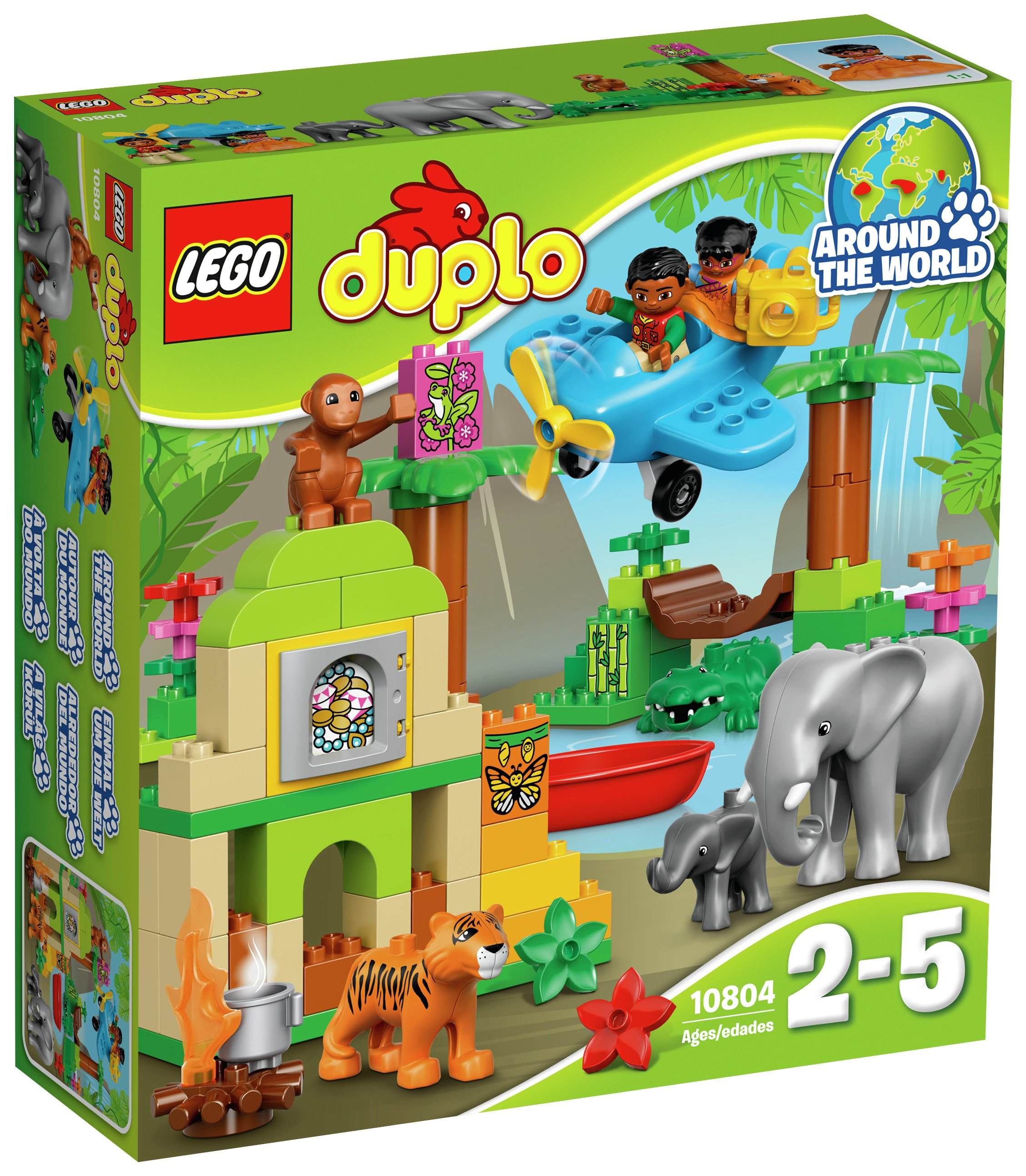 LEGO DUPLO Jungle - 10804.