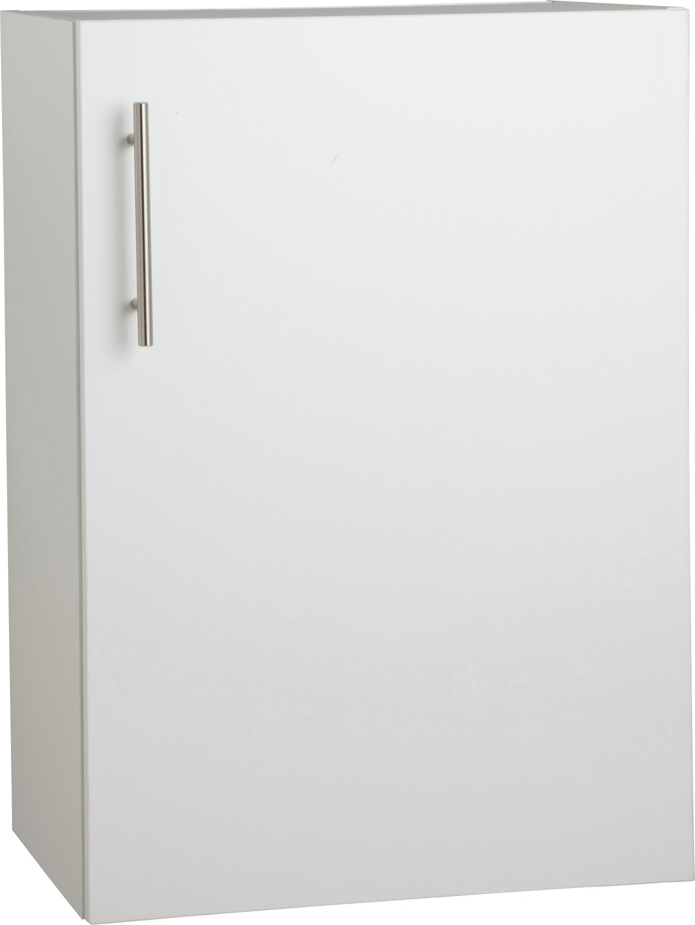 buy athina 500mm fitted kitchen wall unit - white at argos.co.uk