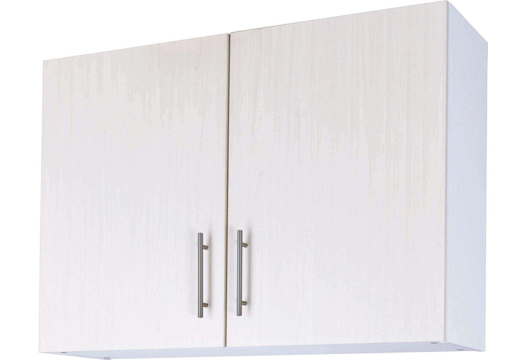 Athina 1000mm Fitted Kitchen Wall Unit - White.
