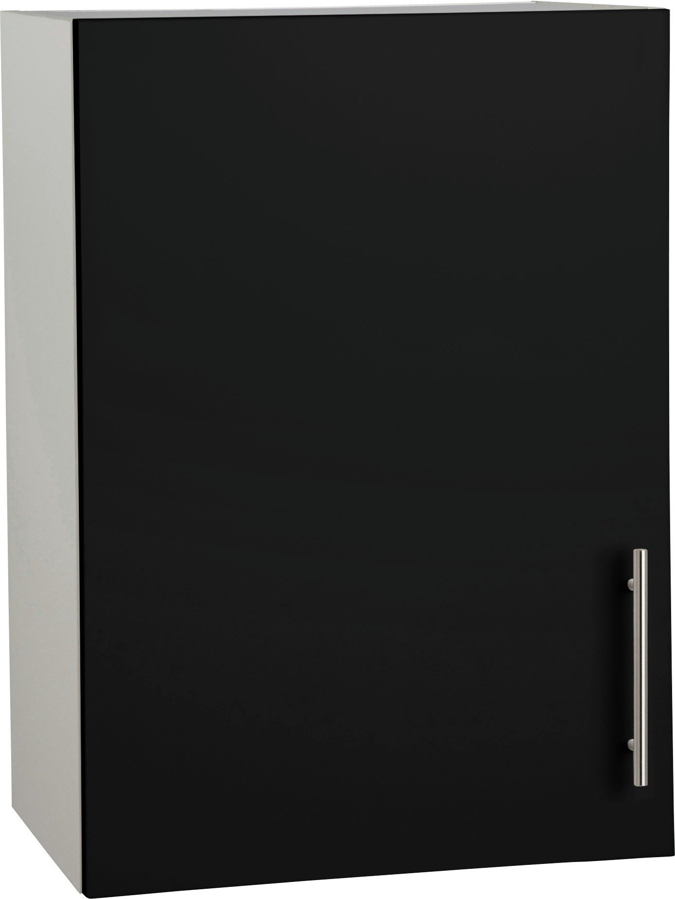 Athina 500mm Fitted Kitchen Wall Unit - Black.