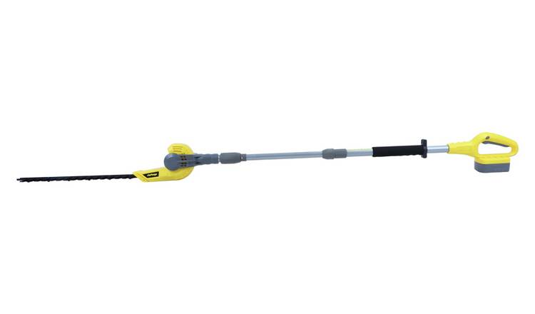 Challenge Cordless Extendable Hedge Trimmer – 18V