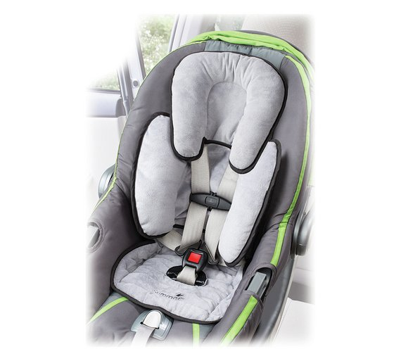 Buy Summer Infant 2 in 1 Snuzzler Piddle Pad | Car seat travel ...