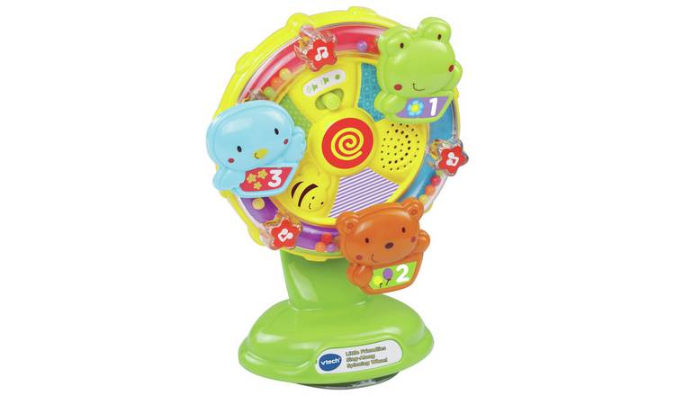 VTech Little Friendlies Sing Along Spin Wheel