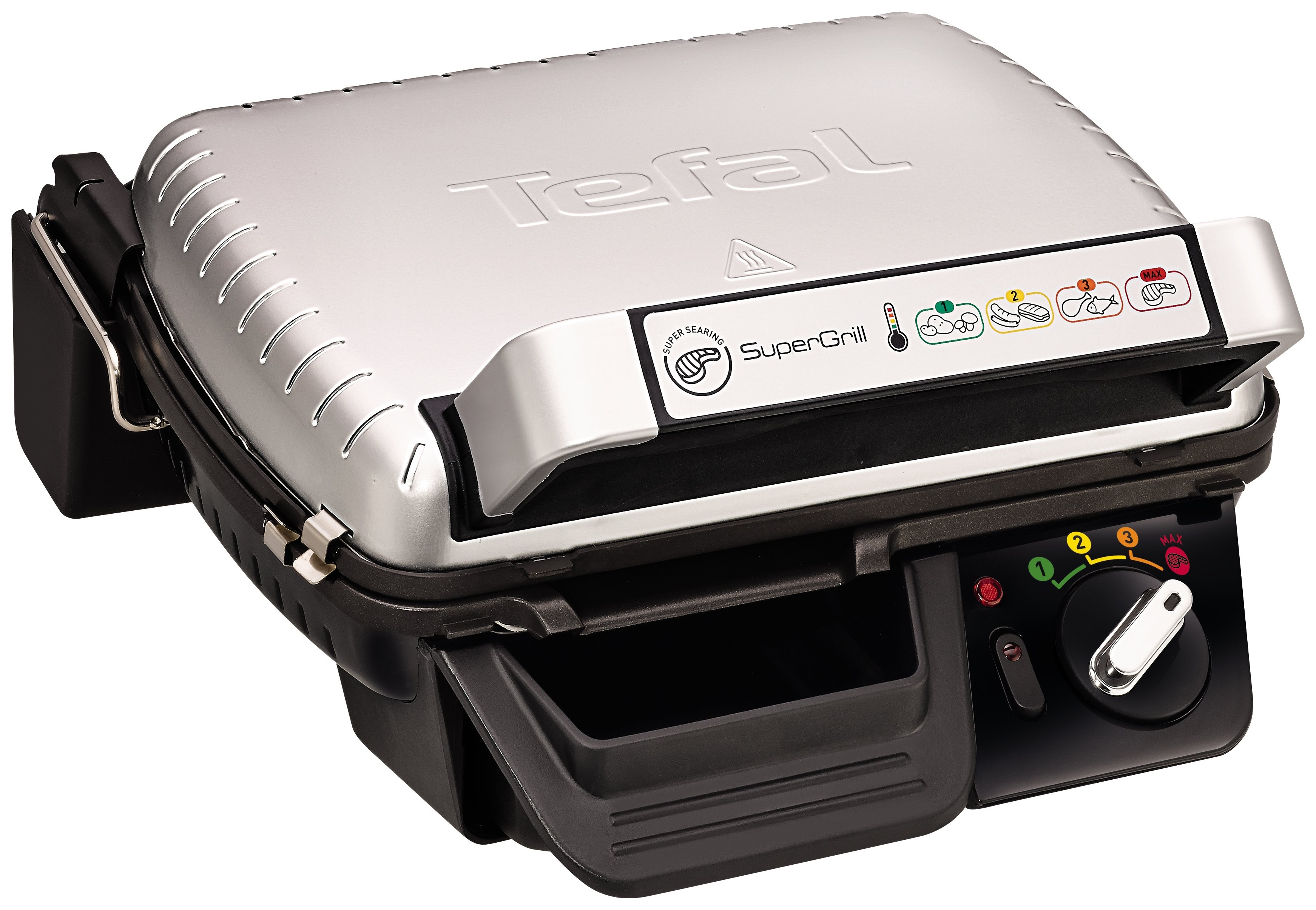 Image of Tefal - Supergrill Health Grill
