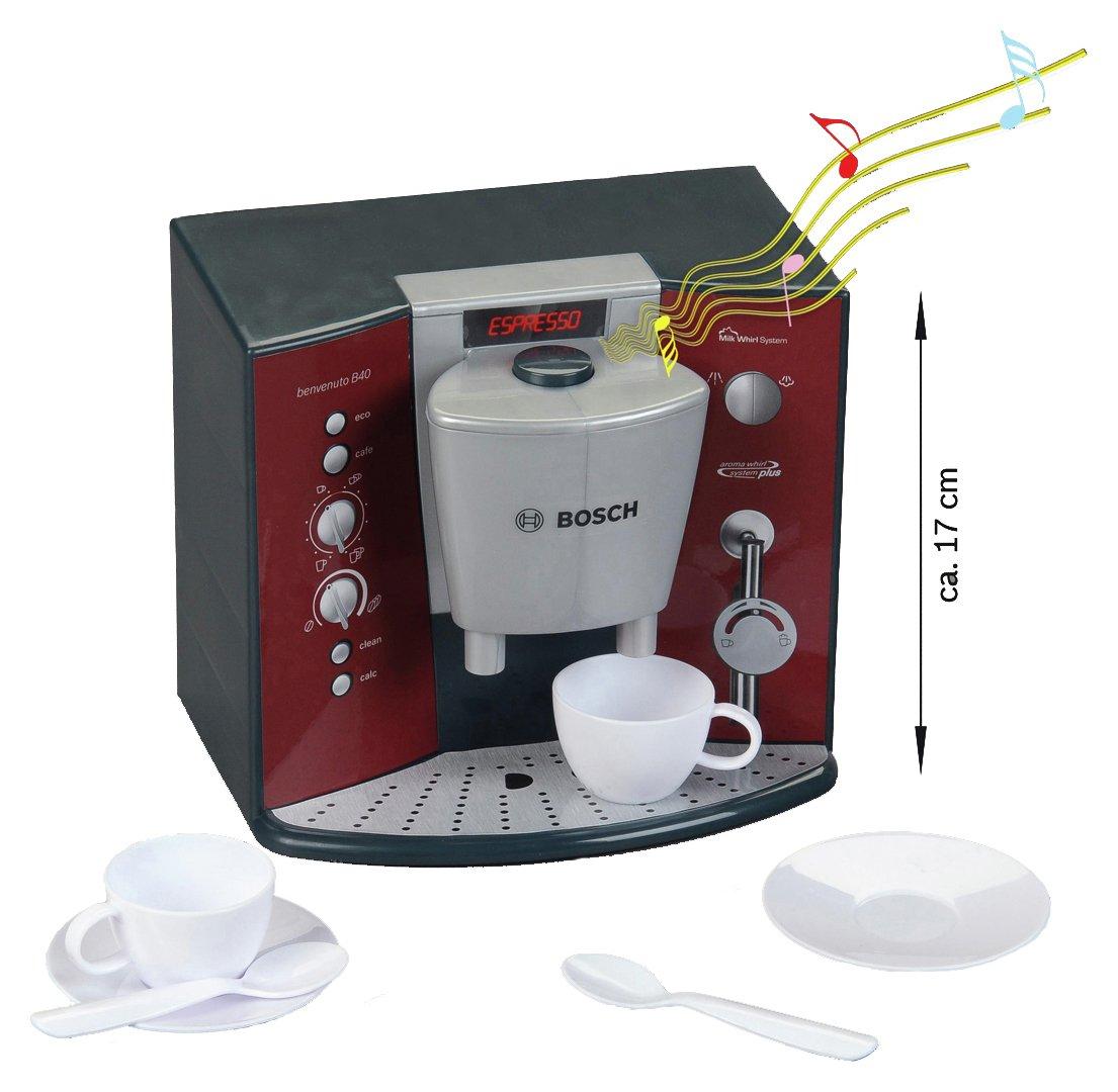'Bosch Espresso Coffee Machine Set.