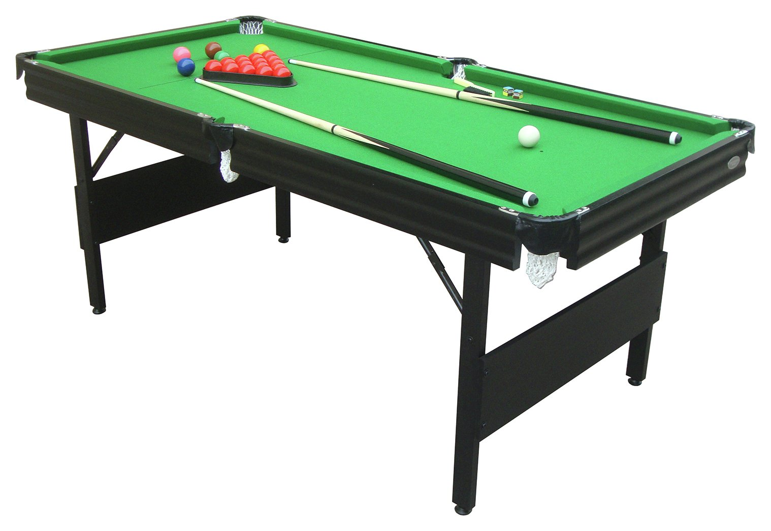 Gamesson crucible snooker table 6 ft gay times uk for Table 6 feet