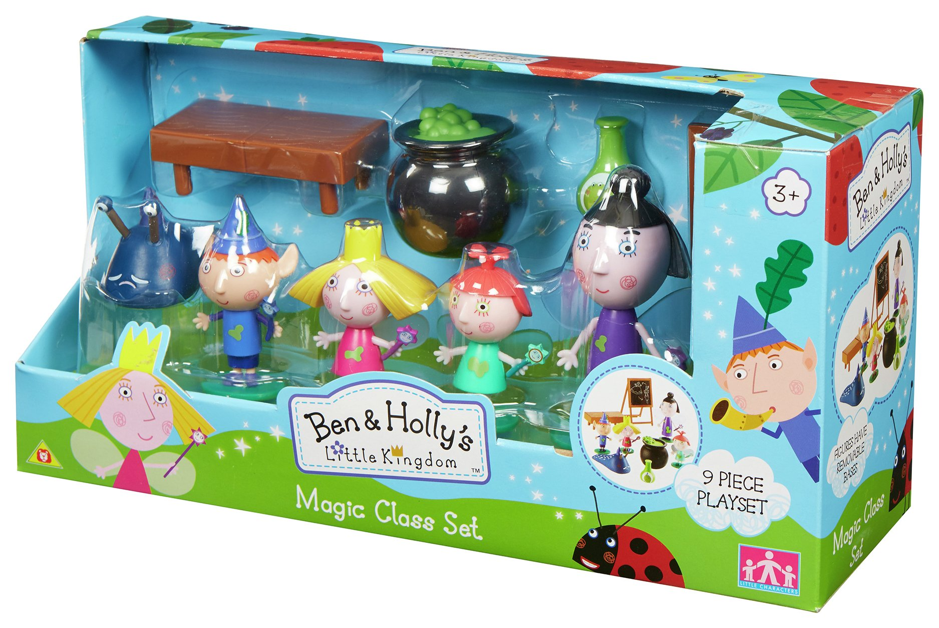 Image of Ben & Holly's Little Kingdom Magic Class Playset.