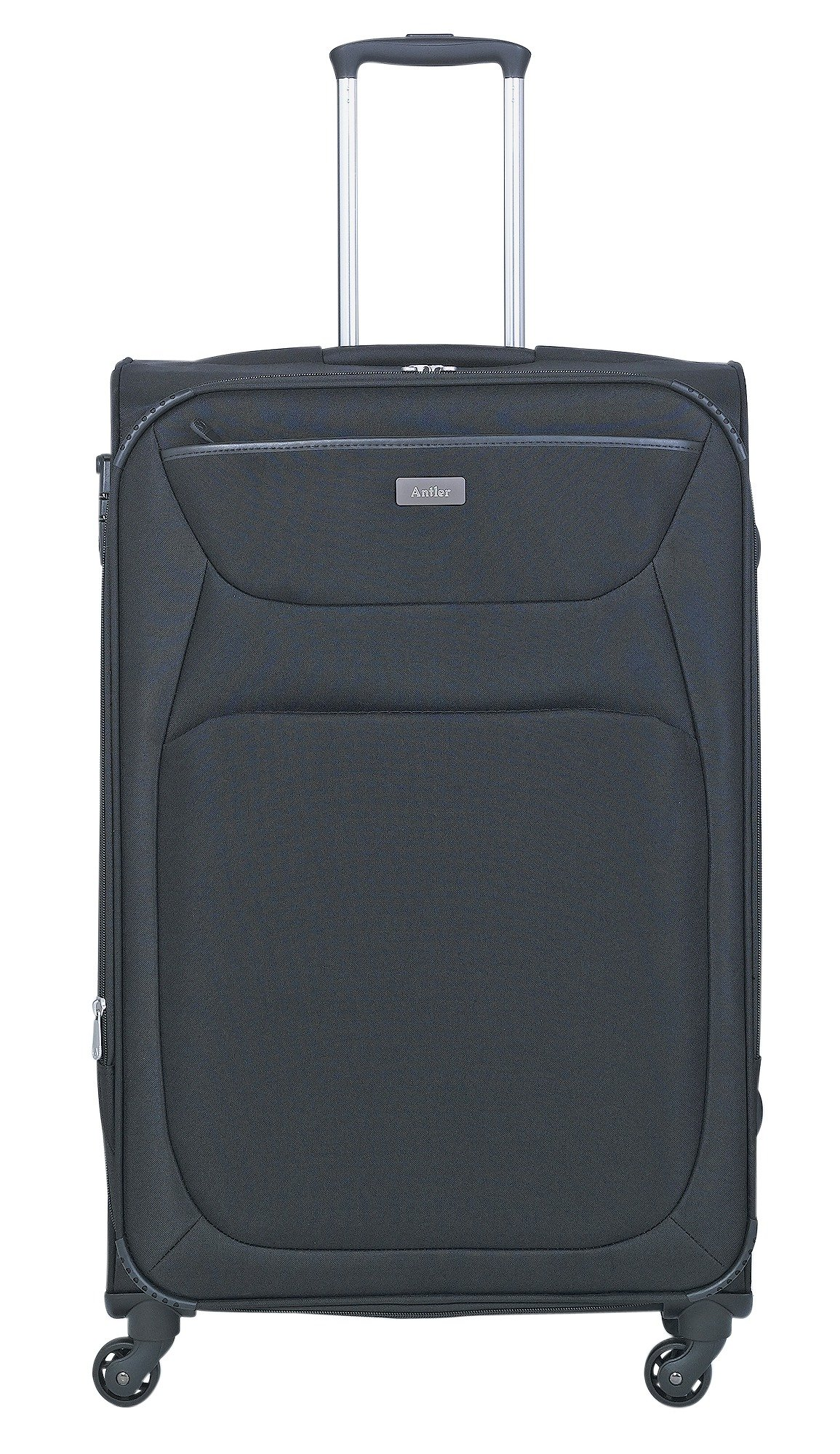 Image of Antler Savanna 4 Wheel Base Large Suitcase - Black