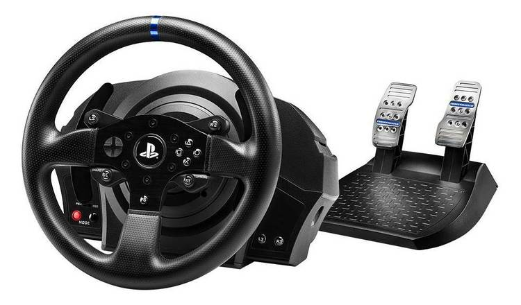 Thrustmaster T300RS Steering Wheel for PS4 & PS3
