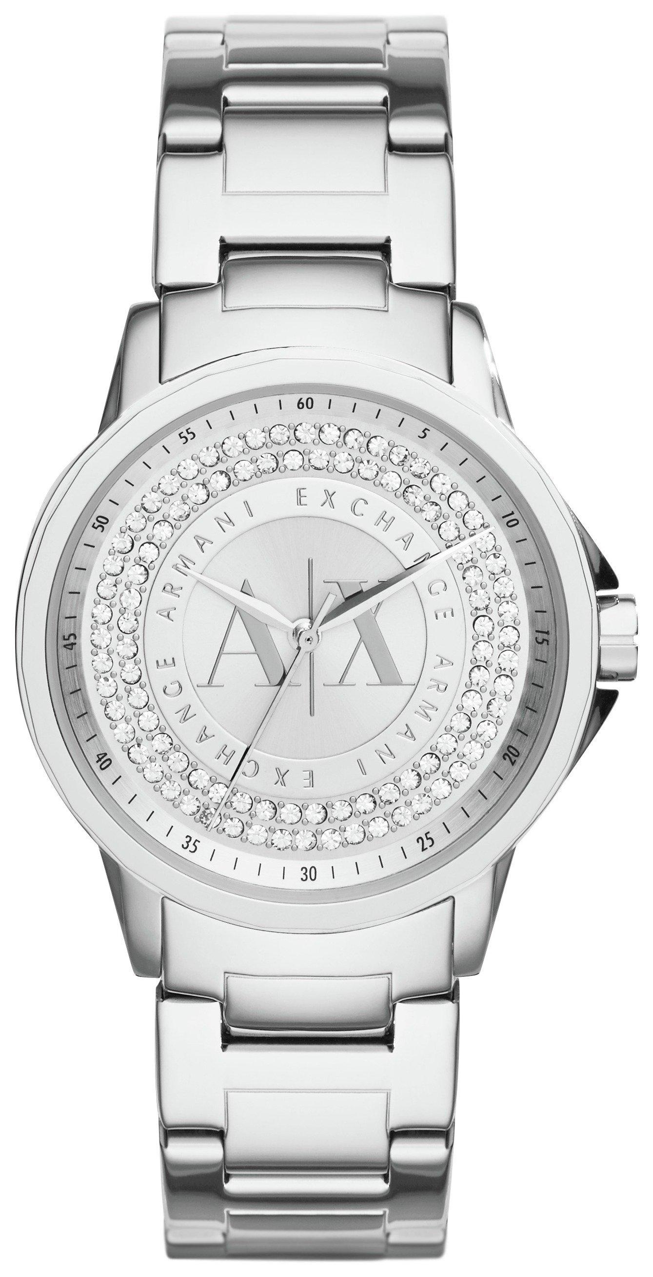 Armani Exchange Ladies AX4320 Stainless Steel Bracelet Watch
