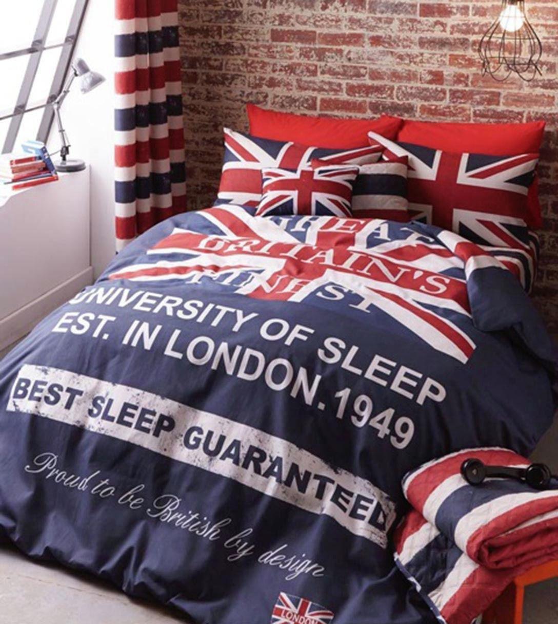 Image of Catherine Lansfield Britains Finest Bedding Set - Kingsize