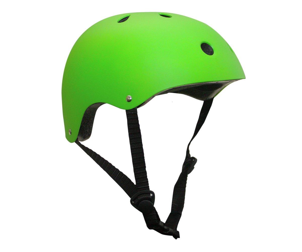 Feral 50-54cm Bike Helmet - Green.